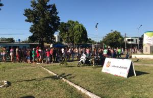 Delegaciones Móviles del municipio atienden hoy en el barrio Santa María