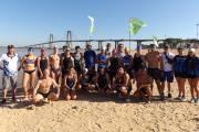 Juegos Correntinos de Playa 2019: Llegó el turno de Triatlón y Aguas Abiertas