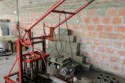 Empedrado: Inauguraron una fábrica de adoquines, bloques y tubos