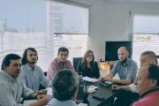 Monte Caseros: Empresarios interesados en invertir en un parque solar fotovoltaico