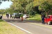Sigue siendo un misterio la camioneta y sus ocupantes que huyeron desde Entre Ríos