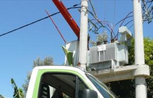 DPEC: Cortes programados para varias localidades del interior por tareas de mantenimiento