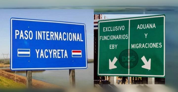 Paso Ayolas Ituzaingó