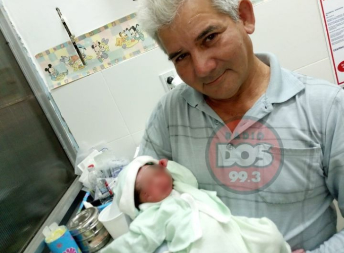 Milagro en Corrientes: El bebé hallado en un basuralse llama Luis Nazareno