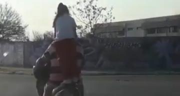Vídeo viral en Corrientes