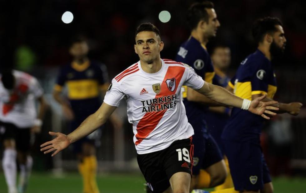 Video: River venció 2-0 a Boca en la semifinal de ida de la Copa Libertadores