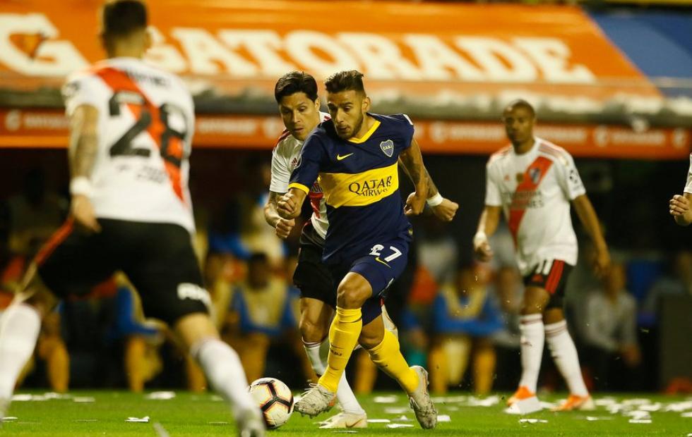 Boca ganó 1-0 pero no le alcanzó y River jugará la Final de la Copa Libertadores