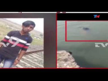 Sus amigos lo grabaron mientras se ahogaba, no lo ayudaron y