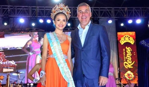 Bella Vista: Magalí Marínez es la reina de la 17ª Fiesta Nacional de la Naranja y de la Diversidad Productiva - Radio Dos Corrientes