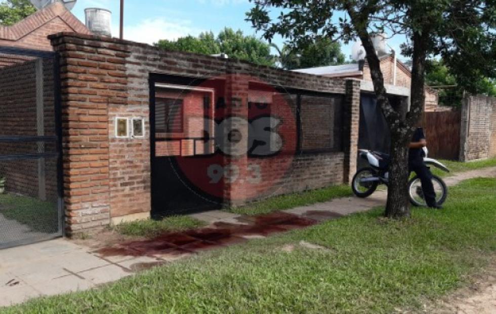 """""""Siguiendo las manchas de sangre"""": Los escalofriantes detalles de la muerte en el barrio Juan XXIII"""