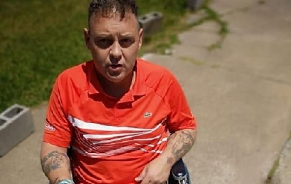 """El Pepo habló desde la prisión domiciliaria: """"La trompada más dura que me dio la vida"""""""