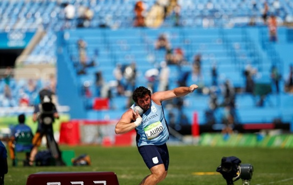 Germán Lauro se retira como deportista profesional