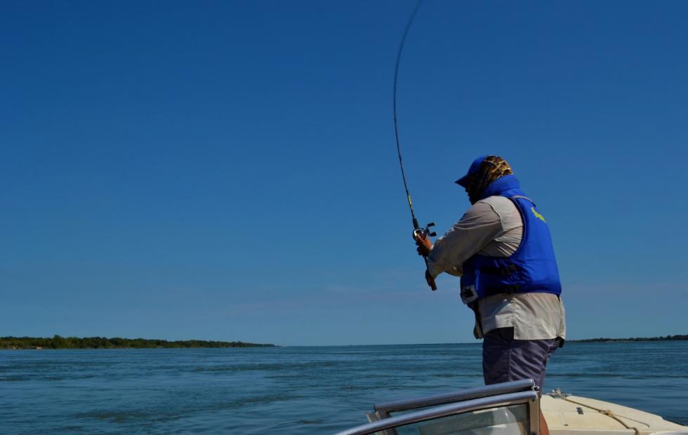 """""""Chamigo, ¡así no!"""": Carta abierta a los Guias de Pesca de Paso de la Patria"""