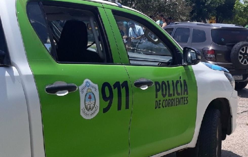 Corrientes: un hombre terminó hospitalizado tras ser baleado