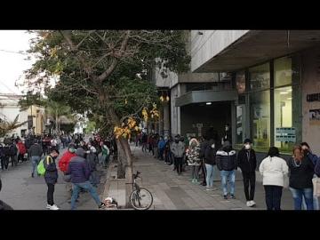 Comienza el pago de IFE en Correo Argentino
