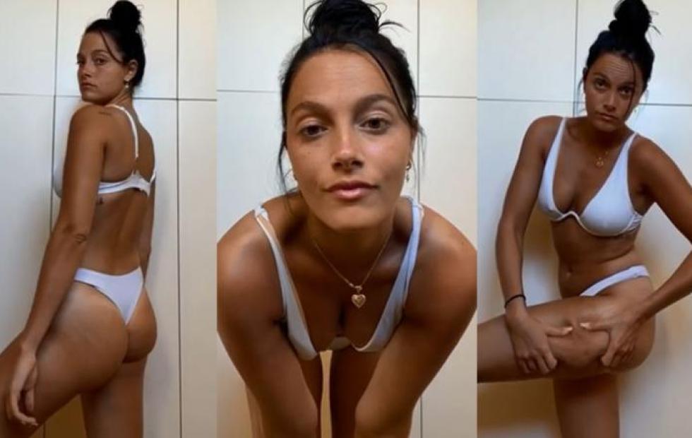 Oriana Sabatini reveló sus trastornos alimenticios y se mostró sin filtros