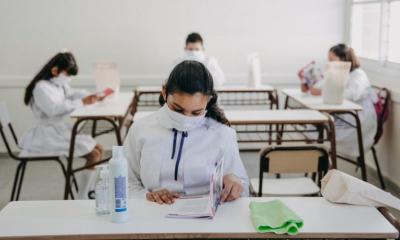 """En qué consiste el """"método"""" que prepara Nación para volver a las aulas"""