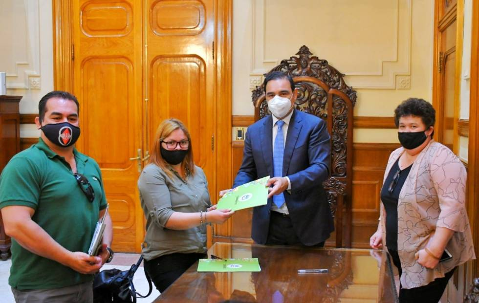 Valdés firmó Convenio para la recuperación y puesta en valor de la Casa de Fray Nepomuceno Alegre en Itatí