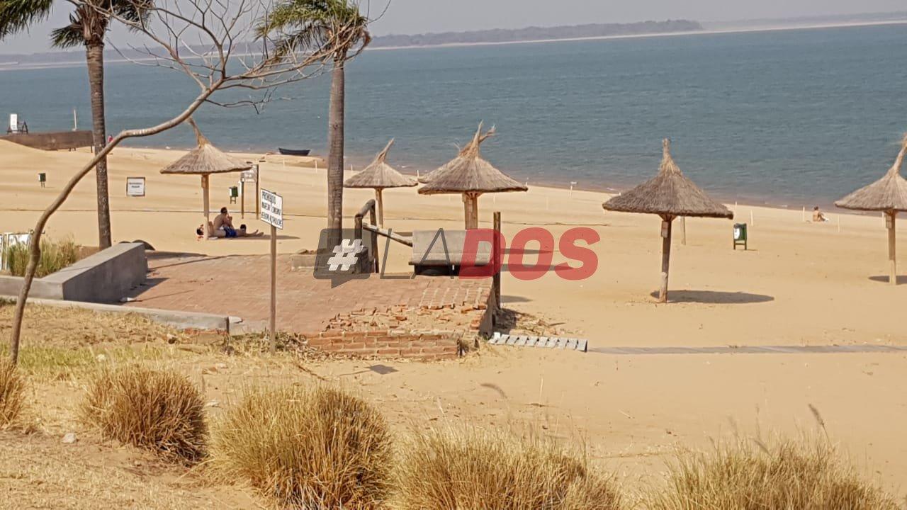 Playas en Corrientes