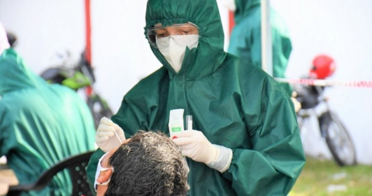 Avanza la pandemia: detectan 100 nuevos casos de COVID-19 en Corrientes