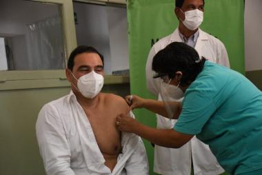 Gustavo Valdes Vacuna