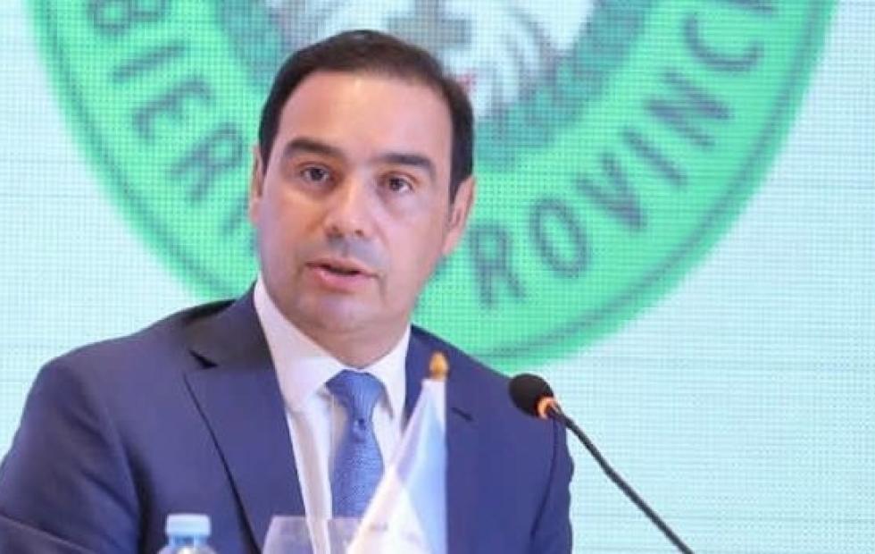 """Gustavo Valdés ratificó recomposición salarial: """"Siempre subimos los sueldos, y este año no será diferente"""""""