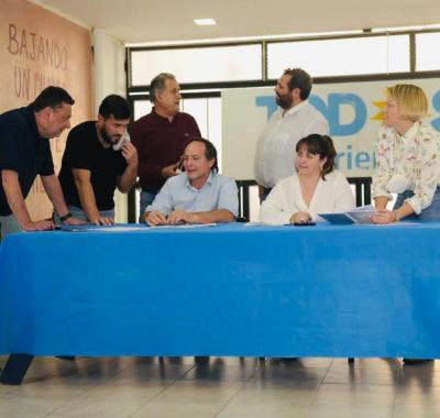 PASO: Camau Espínola y Jorge Antonio Romero encabezarán las listas de precandidatos por el PJ
