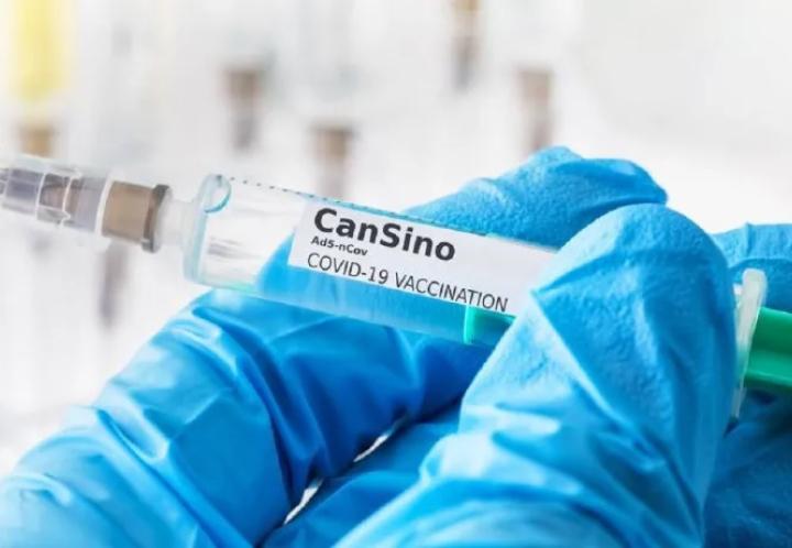 Llegarán más de 400 mil vacunas monodosis de CanSino