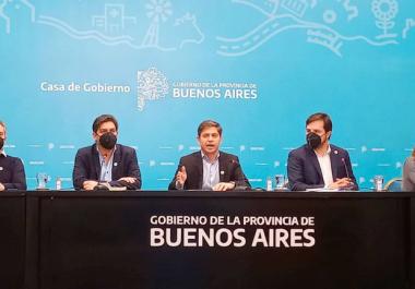 Kicillof anunció que en la provincia de Buenos Aires habrá clases los sábados para recuperar contenidos