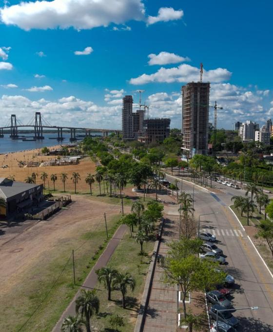 El tiempo en Corrientes: El Día de la Madre, sin lluvias y con temperatura agradable