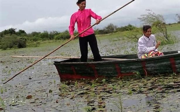 Marcados por el agua: Las postales que dejan las inundaciones en Corrientes
