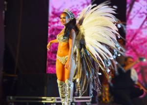"""Nazarena Gold: """"Llevo el carnaval en la sangre"""""""