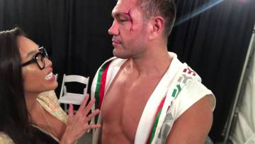Kubrat Pulev post fight interview