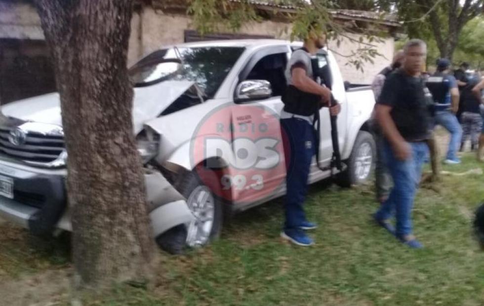 Corrientes: Detenido tras persecución llevaba casi 300 kilos de marihuana en su camioneta