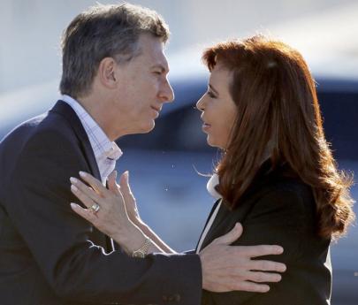 """""""Mis condolencias a la ex presidente Cristina Fernández y a toda la familia Kirchner"""": el pésame de Macri"""