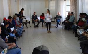 Interiorizan a productores y comercializadores del Mercado de Corrientes sobre la implementación de las BPA