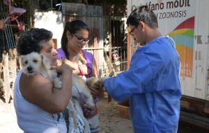 Mañana, los programas de Delegaciones Móviles y Mascotas Saludables llegan al barrio Santa María