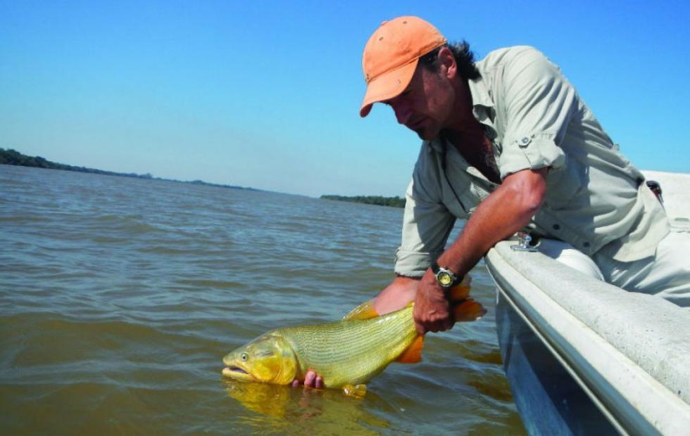 Corrientes y Chaco buscan unificar reglamentos de pesca en el Paraná