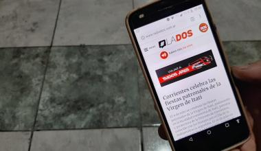 Medio digital más leído de Corrientes radiodos