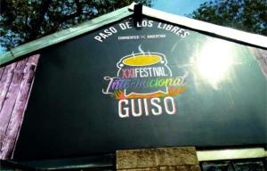 Paso de los Libres: con capacitación y peña comenzó el 21º Festival Internacional del Guiso