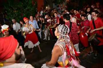 Corrientes. Fiesta para homenajear al rey negro, san Baltasar