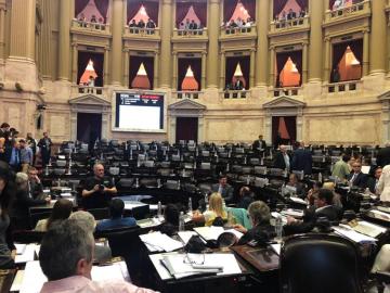 En vivo: Diputados trata la ley de solidaridad y reactivación productiva