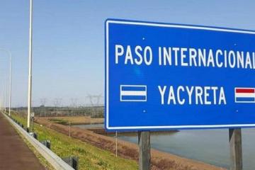 Ayolas - Ituzaingó: Corrientes tiene un paso fronterizo terrestre con Paraguay
