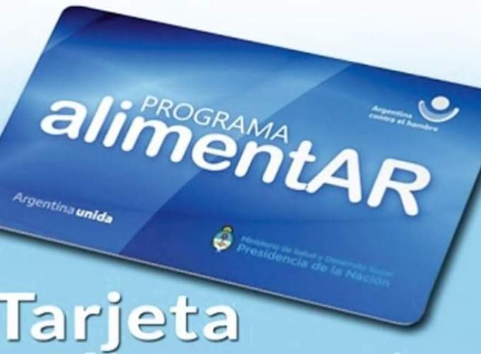 Corrientes: La entrega de la Tarjeta Alimentar comenzará en marzo