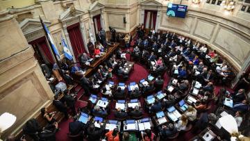 Ley de Góndolas: el Senado la aprobó con apoyo opositor