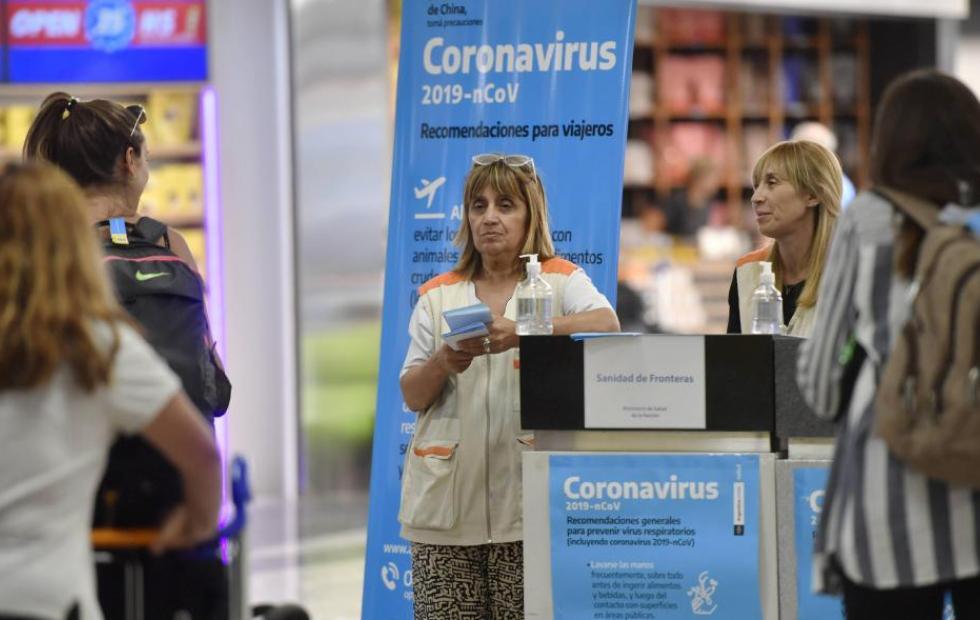 Coronavirus: un hombre que provenía de Madrid ocultó que tenía síntomas