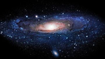 En este universo, las leyes de la física y el tiempo irían al revés al nuestro, según lo detallado.