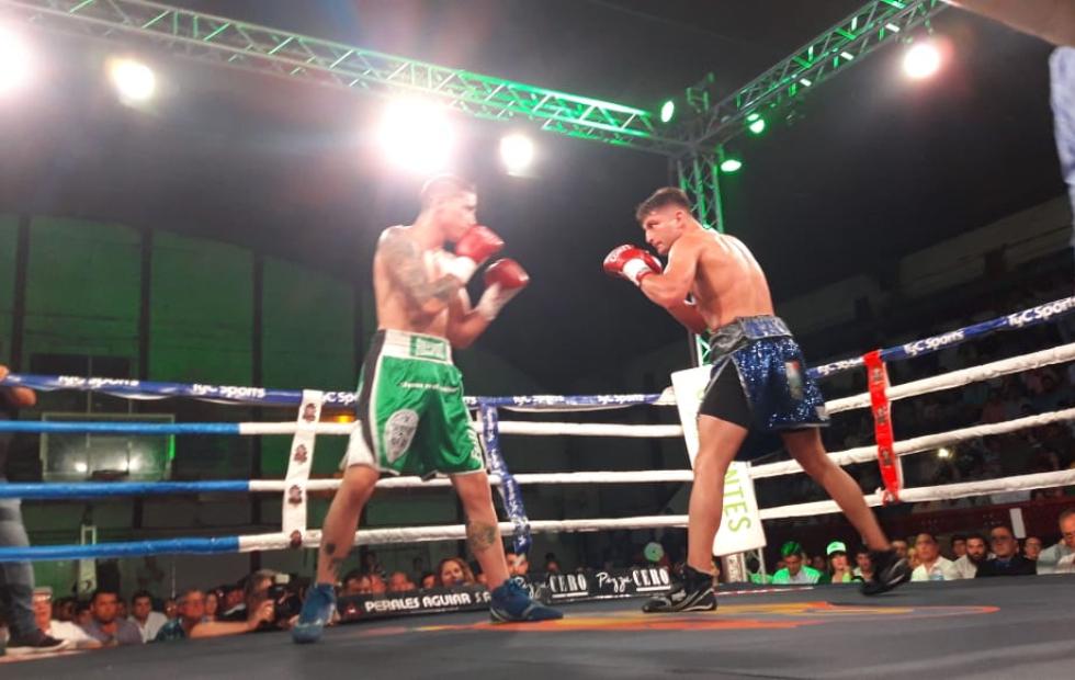 Corrientes tiene a un nuevo campeón en boxeo: Mira el emocionante video