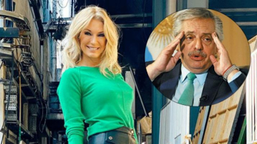 Yanina Latorre mostró el chat que tuvo con Alberto Fernández por los nuevos permisos para circular