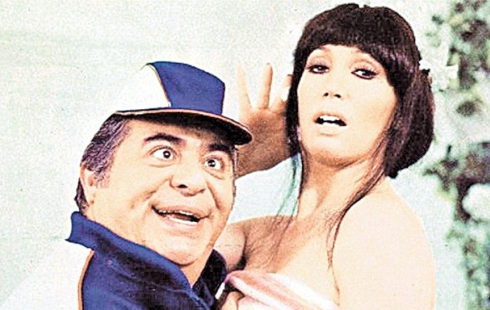 """Moria Casán y su recuerdo del """"Gordo"""" Porcel"""